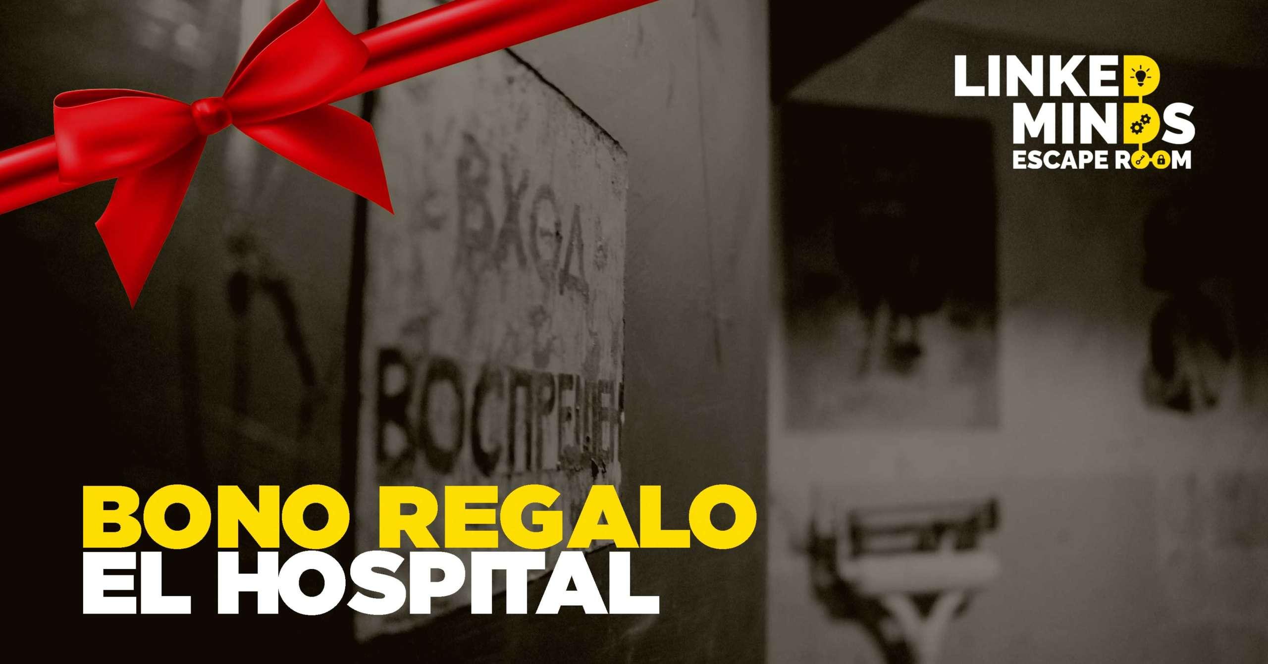 linked minds el hospital bono regalo escape room madrid
