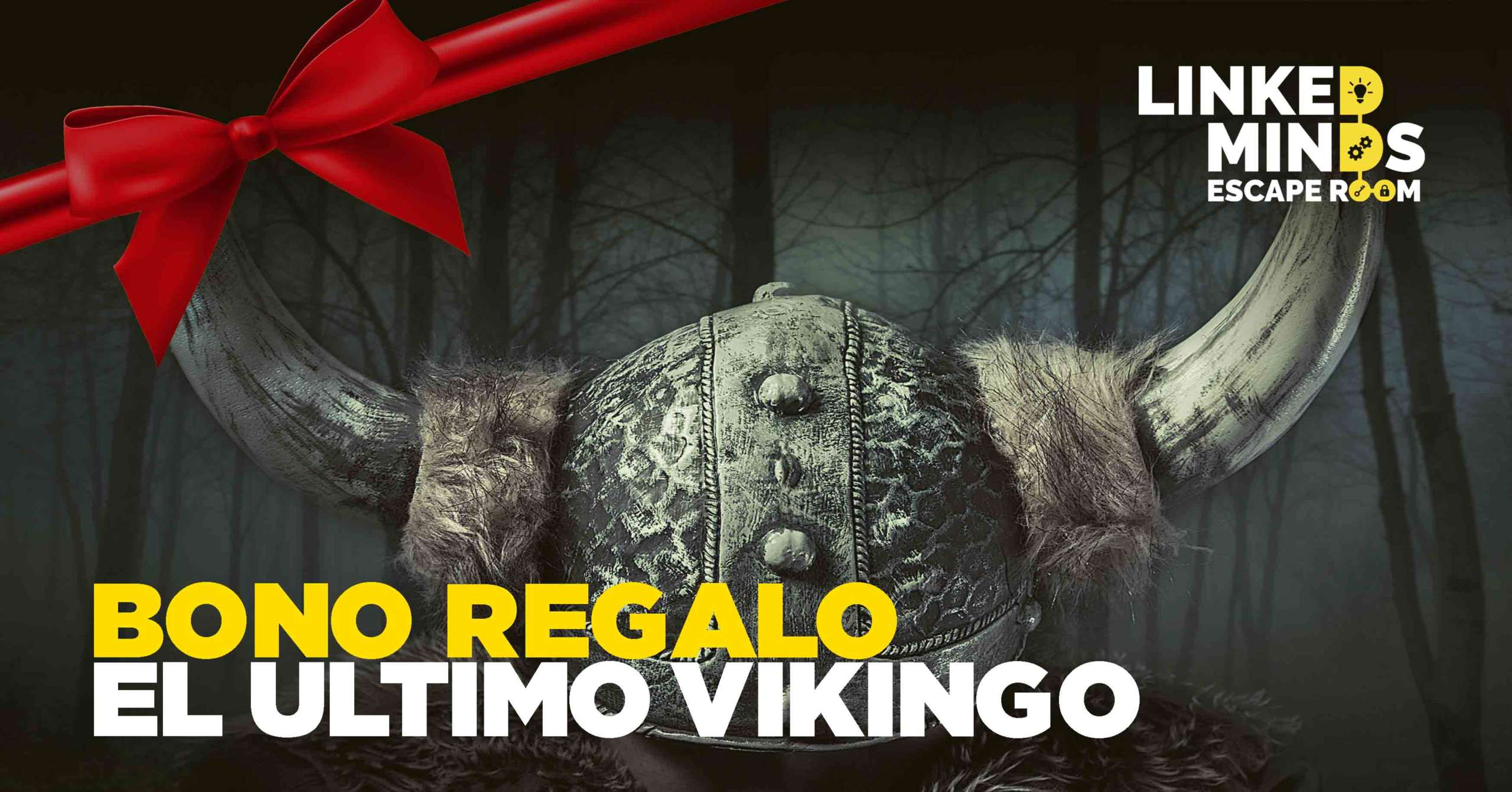 linked minds el ultimo vikingo bono regalo escape room madrid